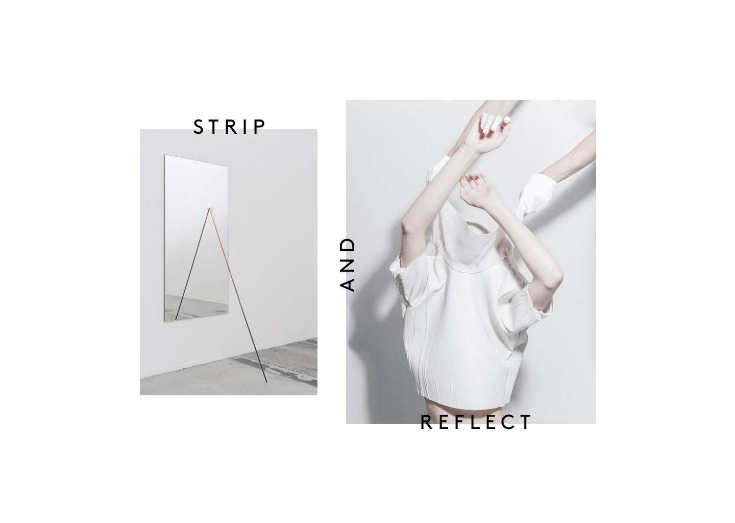 Strip and Reflect